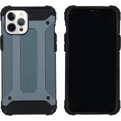 iMoshion Coque Rugged Xtreme iPhone 12 Pro Max - Bleu foncé