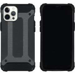 iMoshion Coque Rugged Xtreme iPhone 12 Pro Max - Noir