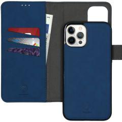 iMoshion Etui de téléphone 2-en-1 amovible iPhone 12 Pro Max - Bleu