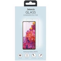 Selencia Protection d'écran en verre durci Samsung Galaxy S20 FE