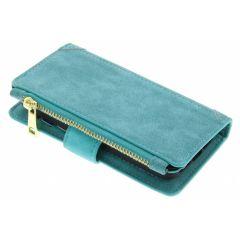 Porte-monnaie de luxe iPhone SE / 5 / 5s - Turquoise
