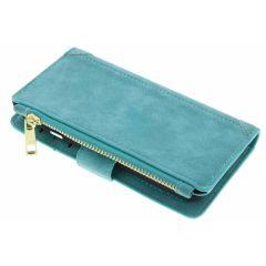 Porte-monnaie de luxe iPhone 6 / 6s - Turquoise