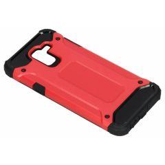 Coque Rugged Xtreme Samsung Galaxy J6 - Rouge