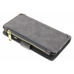 Porte-monnaie de luxe iPhone 6 / 6s - Gris