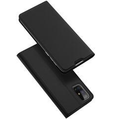 Dux Ducis Étui de téléphone Slim Samsung Galaxy M31s - Noir