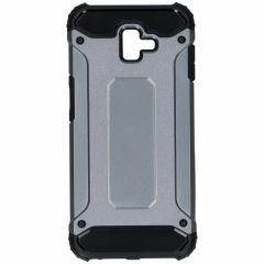 Coque Rugged Xtreme Samsung Galaxy J6 Plus - Gris