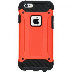 iMoshion Coque Rugged Xtreme iPhone 6 / 6s - Rouge