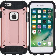 iMoshion Coque Rugged Xtreme iPhone 6 / 6s - Rose Champagne