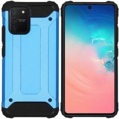 iMoshion Coque Rugged Xtreme Samsung Galaxy S10 Lite - Bleu clair