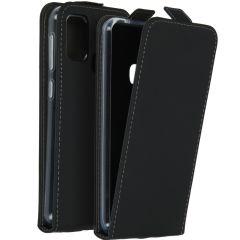 Accezz Étui à rabat Samsung Galaxy M31 - Noir