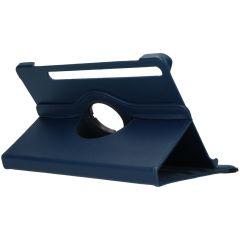 iMoshion Étui de tablette rotatif à 360° Samsung Galaxy Tab S7 - Bleu