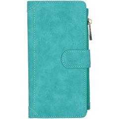 Porte-monnaie de luxe Samsung Galaxy A71 - Turquoise