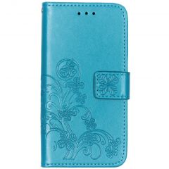 Etui de téléphone Fleurs de Trèfle Samsung Galaxy A20e