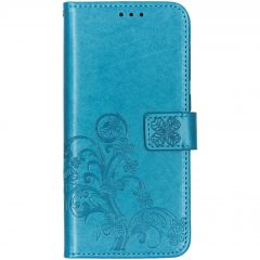 Etui de téléphone Fleurs de Trèfle Samsung Galaxy A70