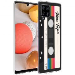 iMoshion Coque Design Samsung Galaxy A42 - Cassette