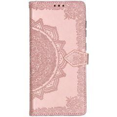 Etui de téléphone portefeuille Samsung Galaxy A71