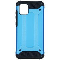 iMoshion Coque Rugged Xtreme Samsung Galaxy Note 10 Lite - Bleu clair
