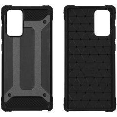 iMoshion Coque Rugged Xtreme Samsung Galaxy Note 20 - Noir