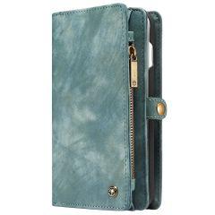 CaseMe Etui de téléphone de luxe en cuir 2en1 iPhone 8 Plus/7 Plus