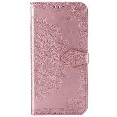 Etui de téléphone portefeuille iPhone 11 Pro - Rose