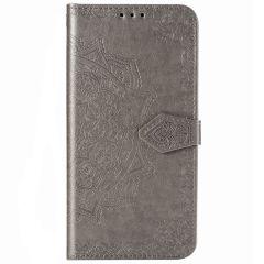 Etui de téléphone portefeuille iPhone 11 Pro - Gris
