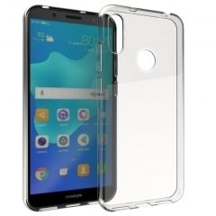 Accezz Coque Clear Huawei Y6 (2019) - Transparent