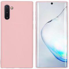 iMoshion Coque Color Samsung Galaxy Note 10 - Rose