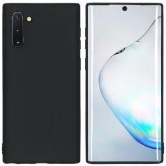 iMoshion Coque Color Samsung Galaxy Note 10 - Noir