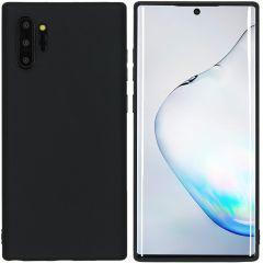 iMoshion Coque Color Samsung Galaxy Note 10 Plus - Noir