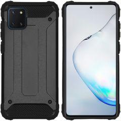 iMoshion Coque Rugged Xtreme Samsung Galaxy Note 10 Lite - Noir