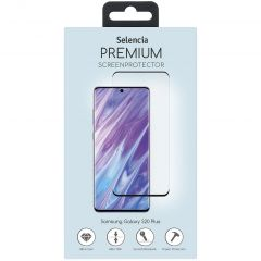 Selencia Protection d'écran premium en verre Samsung Galaxy S20 Plus