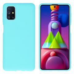 iMoshion Coque Color Samsung Galaxy M51 - Menthe verte