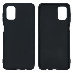 iMoshion Coque Color Samsung Galaxy M51 - Noir