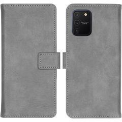 iMoshion Étui de téléphone Luxe Samsung Galaxy S10 Lite - Gris