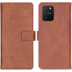 iMoshion Étui de téléphone Luxe Samsung Galaxy S10 Lite - Brun