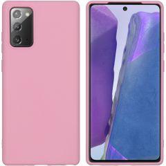 iMoshion Color Samsung Galaxy Note 20 - Rose