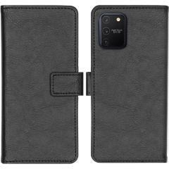 iMoshion Étui de téléphone Luxe Samsung Galaxy S10 Lite - Noir