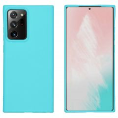 iMoshion Coque Color Samsung Galaxy Note 20 Ultra - Menthe verte