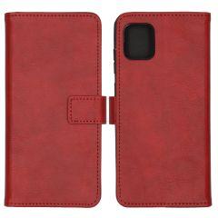 iMoshion Étui de téléphone Luxe Samsung Galaxy Note 10 Lite - Rouge