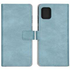 iMoshion Étui de téléphone Luxe Samsung Galaxy Note 10 Lite Blue