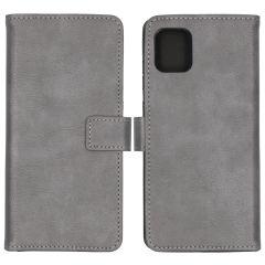 iMoshion Étui de téléphone Luxe Samsung Galaxy Note 10 Lite - Gris