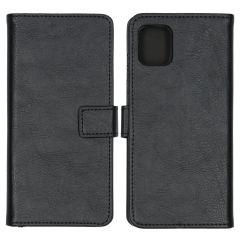 iMoshion Étui de téléphone Luxe Samsung Galaxy Note 10 Lite - Noir