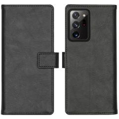 iMoshion Étui de téléphone Luxe Samsung Galaxy Note 20 Ultra - Noir