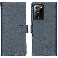 iMoshion Étui de téléphone Luxe Samsung Galaxy Note 20 Ultra - Bleu