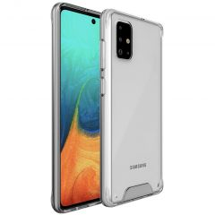 Accezz Coque Xtreme Impact Samsung Galaxy A71 - Transparent