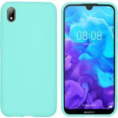 iMoshion Coque Color Huawei Y5 (2019) - Menthe verte