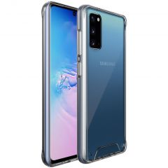 Accezz Coque Xtreme Impact Samsung Galaxy S20 - Transparent