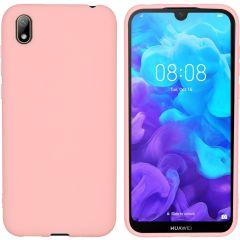 iMoshion Coque Color Huawei Y5 (2019) - Rose