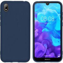 iMoshion Coque Color Huawei Y5 (2019) - Bleu foncé