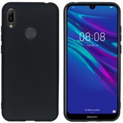 iMoshion Coque Color Huawei Y6 (2019) - Noir